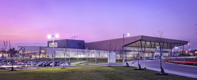 toronto pan am sports centre b h architects